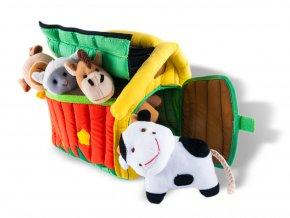 zvířecí farma pro děti hračka