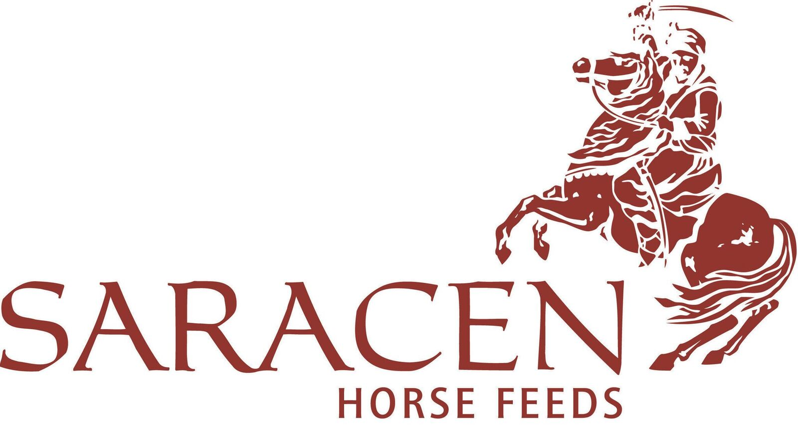 SARACEN Horse Feeds, ENGLAND - krmivo olympijských vítězů