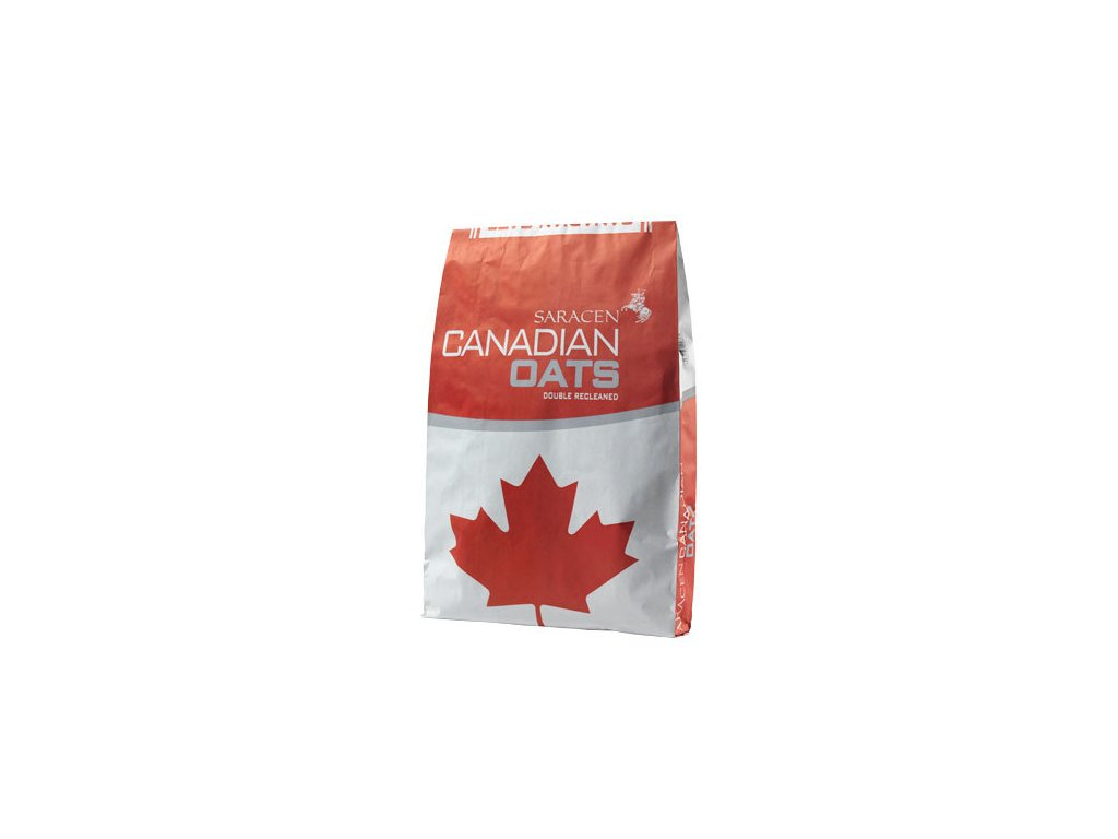 Canadian Oats Bruised