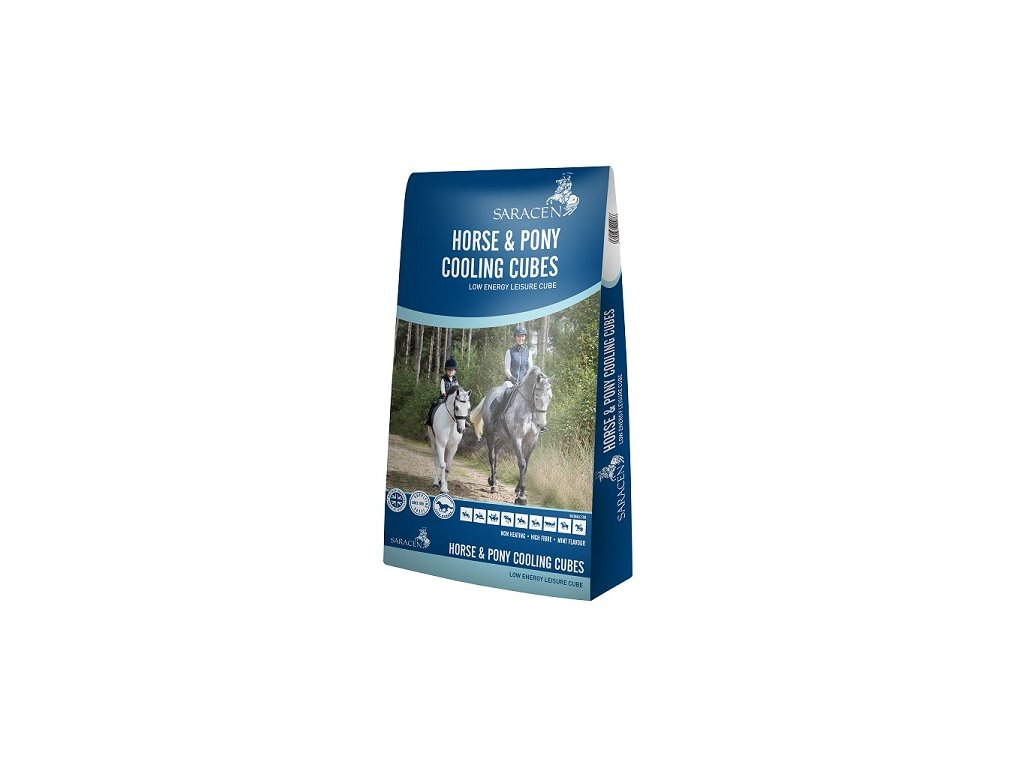 Horse Pony Cooling Cubes LR