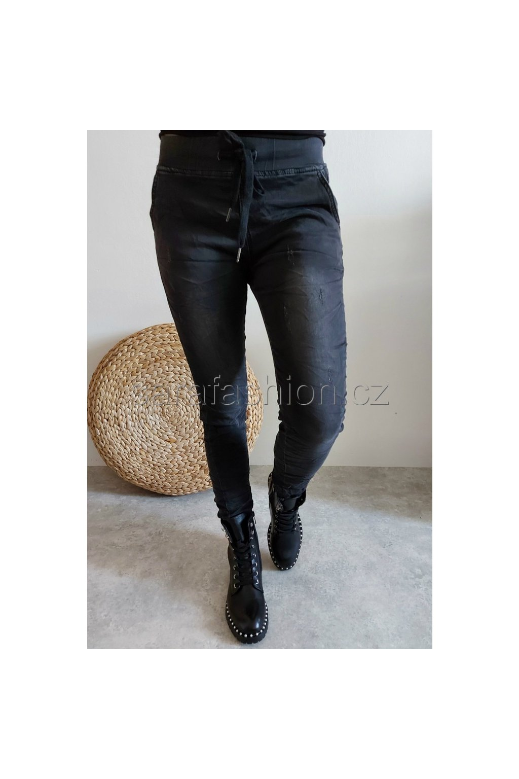 "Jeans kalhoty ""lucas"""
