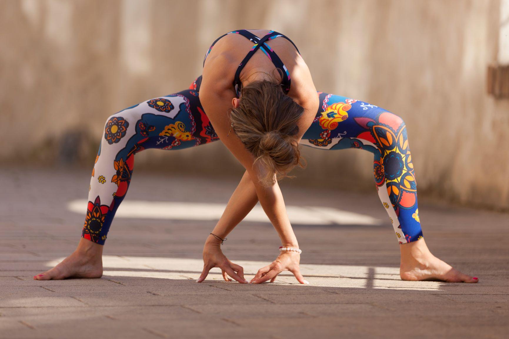 legíny na jogu