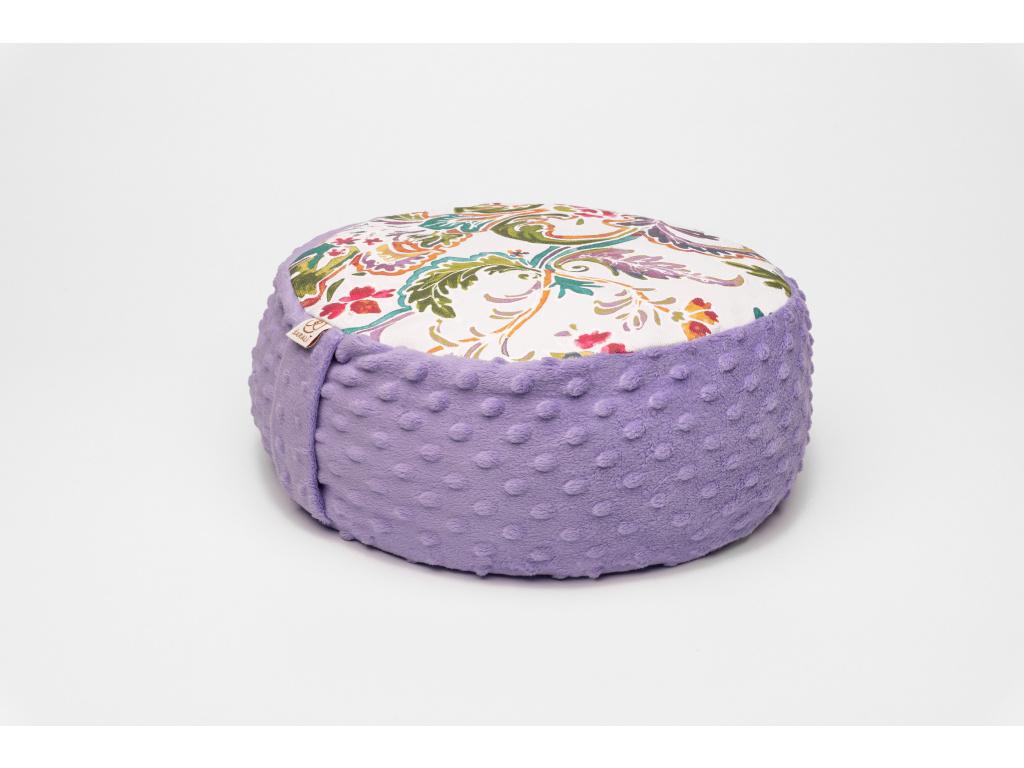 Meditační sedák Život - fialový