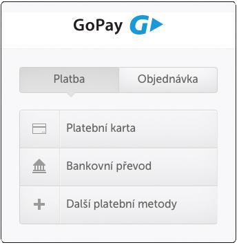 GoPay_výběr