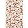Aquamat 419 - pěnová předložka - barevné bubliny ks