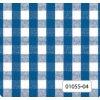 ubrus omyvatelný, kostka, Sareha 1055-04 modrý