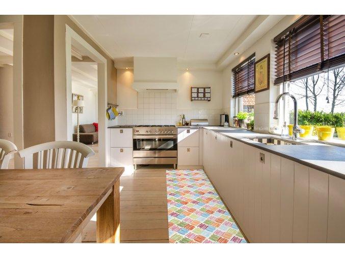 kuchyňský běhoun Sareha nese 4019 z pvc