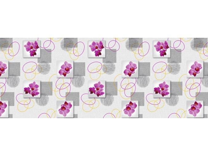 pvc ubrus orchidej omyvatelny anticovid