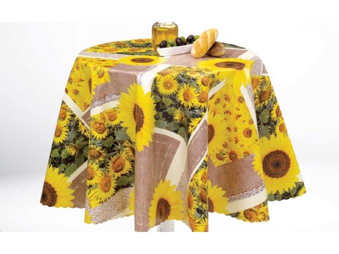 pvc uburs, slunečnice, sareha 1045-00