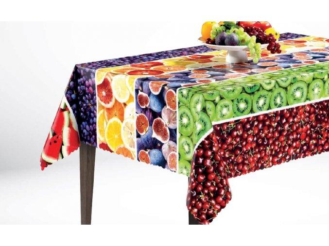 mix ovoce, pvc ubrus Sareha, 1131-00