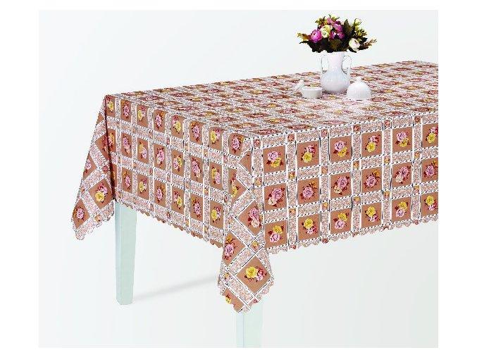 ubrus na stůl pvc