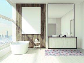 koupelnová předložka 4030 Nese, aquamat, akvamat, dekomarin