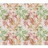 pvc ubrus fantastik 1072-2 palmové listí