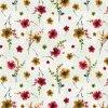 ubrus s květy