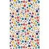 PVC pěnová předložka - aquamat - kuchyň, koupelna, chodba - 419-3 barevné bubliny
