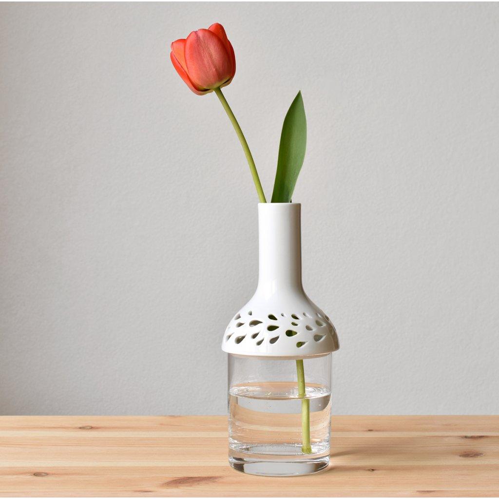 porcelánová váza Porcelain + Glass Design SarkaS porcelán
