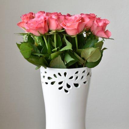 porcelánová váza madeira
