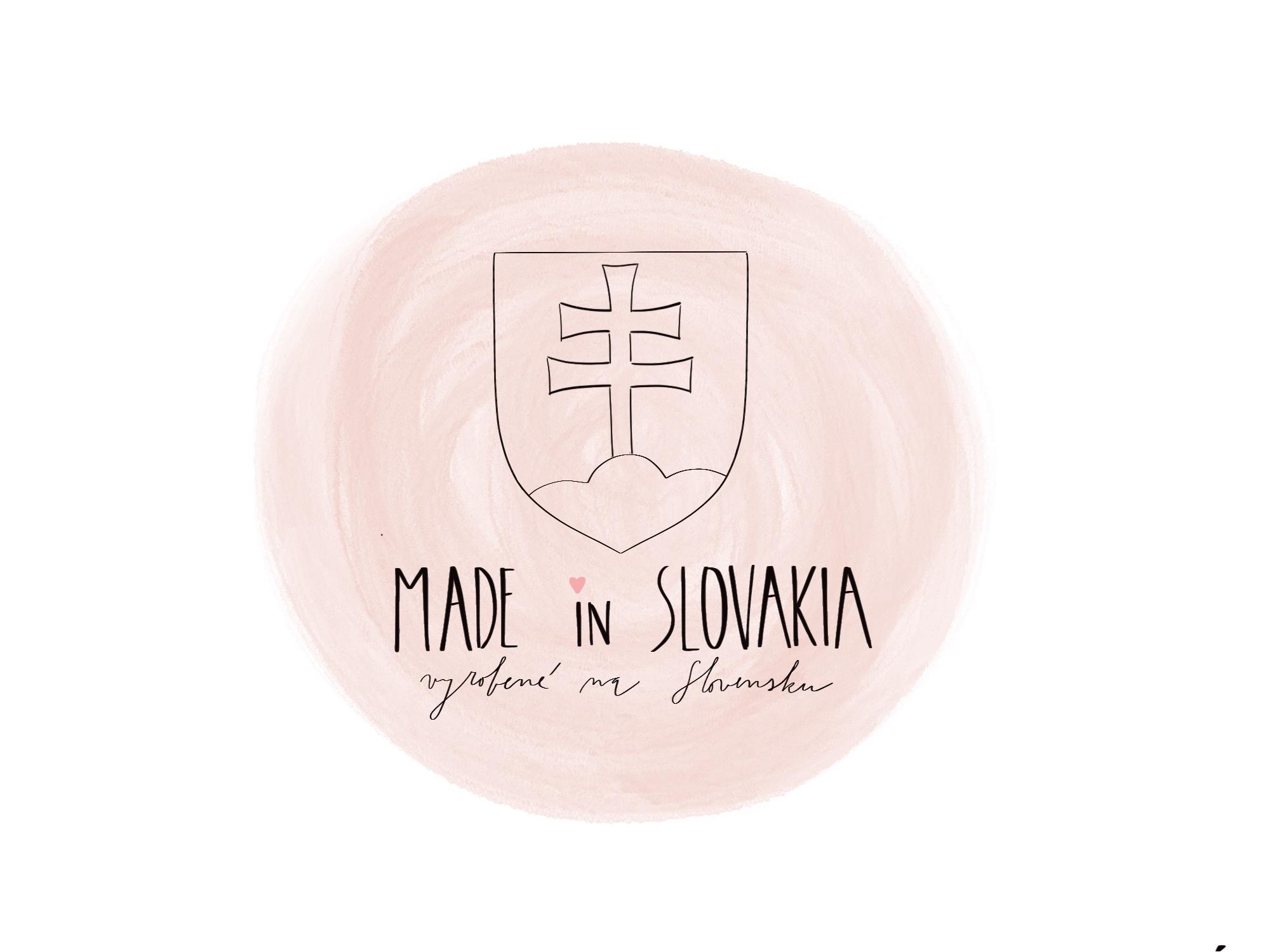 #vyrobene na Slovensku