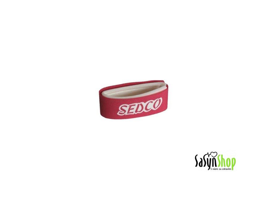 Pásek na lyže textilní SEDCO
