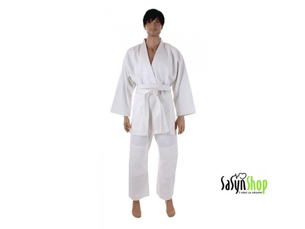 Sedco Kimono JUDO 150 + pásek (bílé)