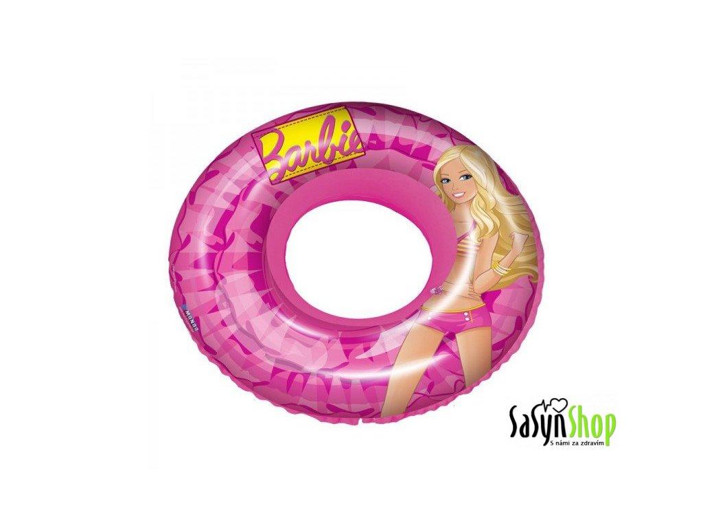 Plavecký kruh MONDO BARBIE 50cm