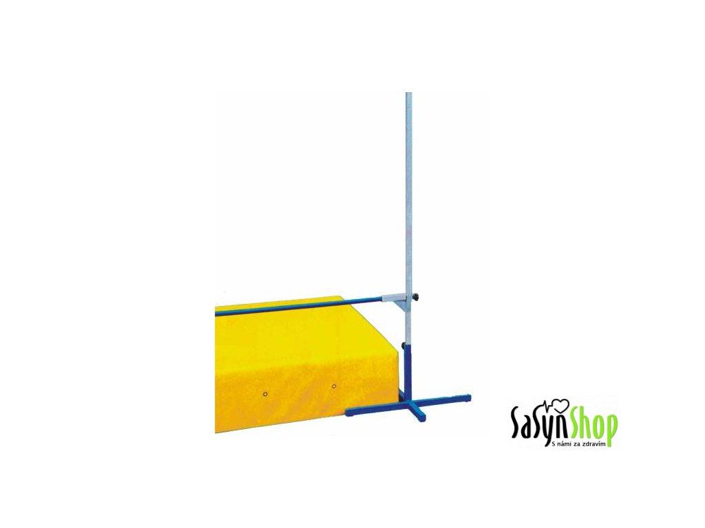 Stojany pro skok vysoký cejchované do 180 cm