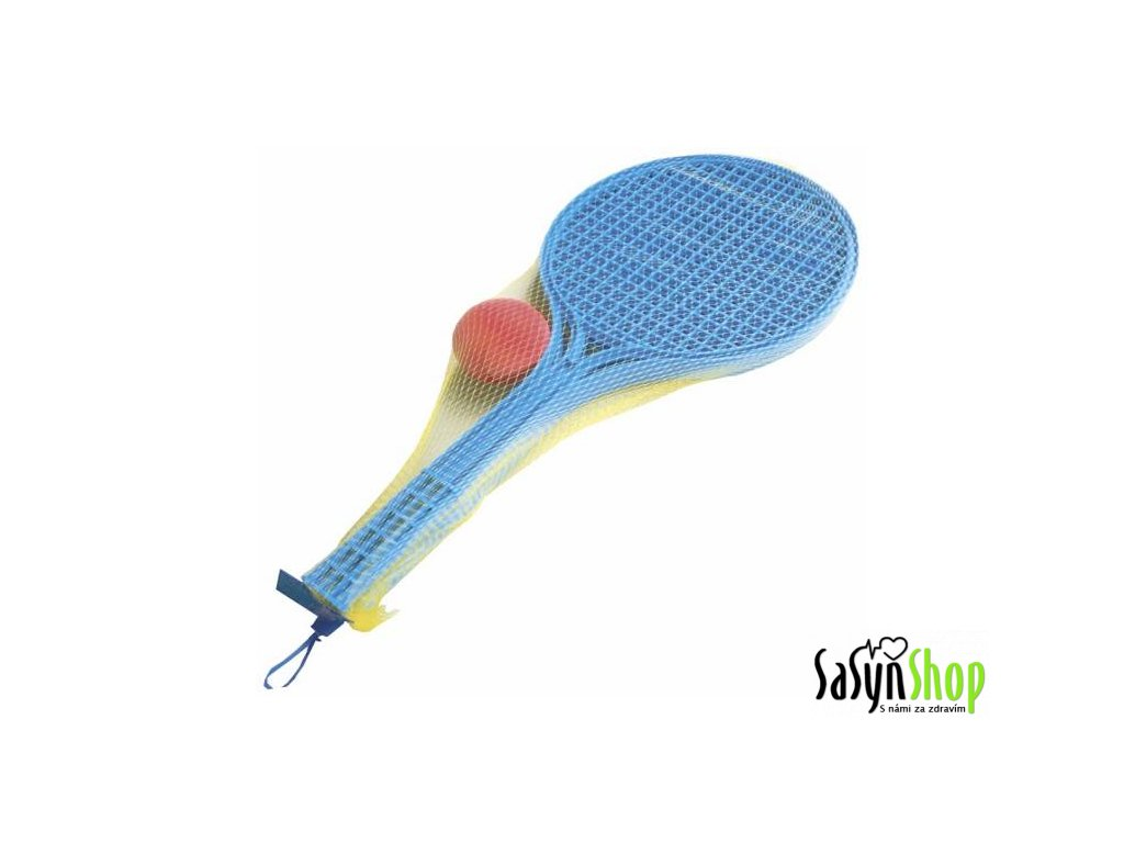 raketa soft tenis modra 1
