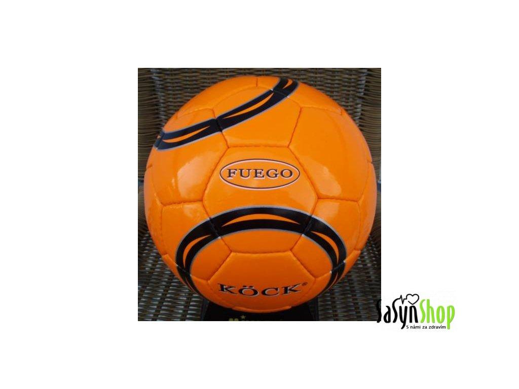 Fotbalový míč FUEGO velikost 5