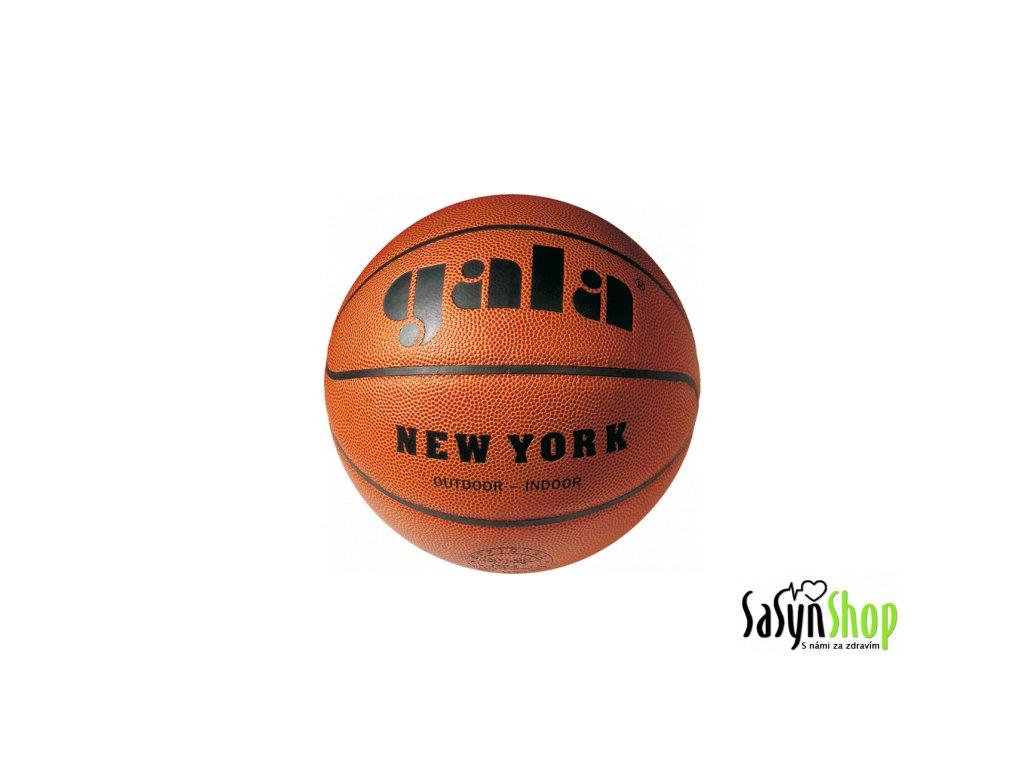 Basketbalový míč GALA NEW YORK BB 5021 S