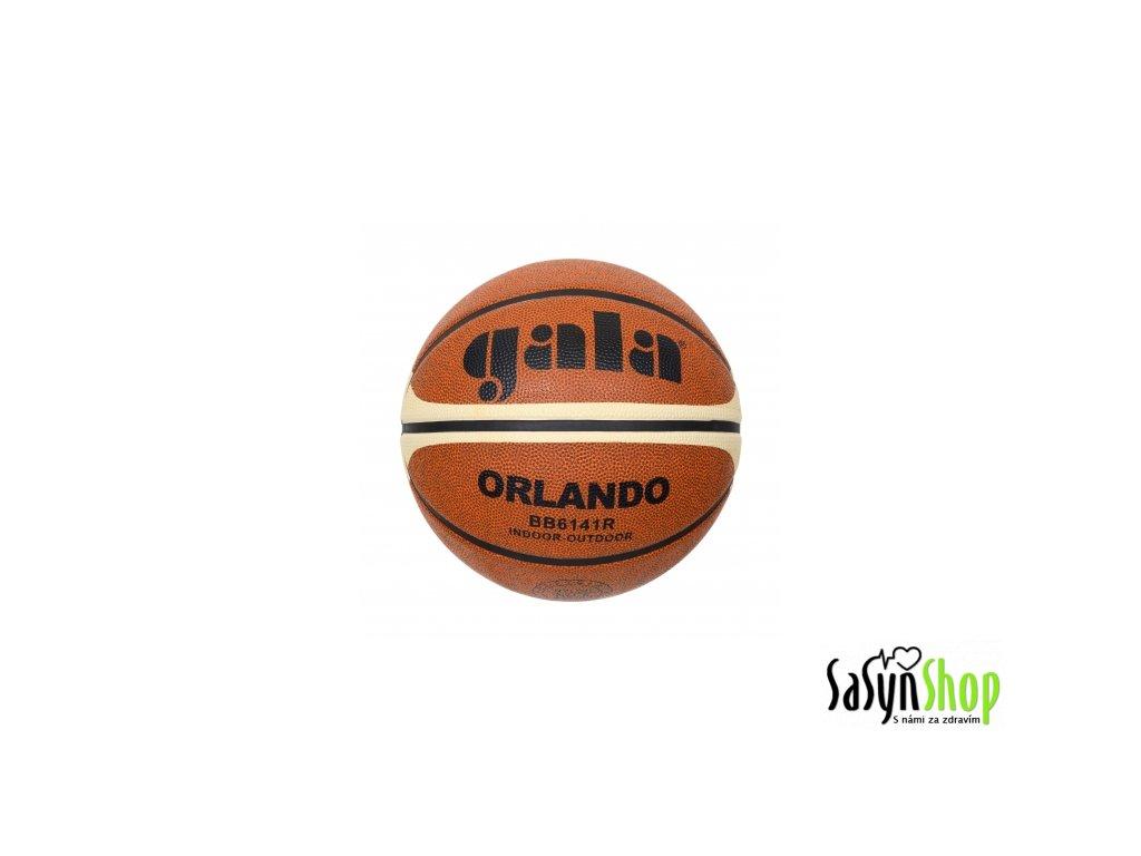 Basketbalový míč GALA ORLANDO BB 7141 R
