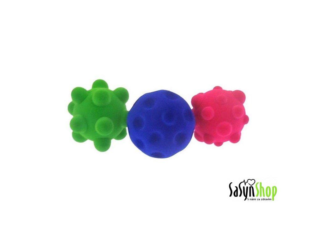 Set míčků stress ball 5cm