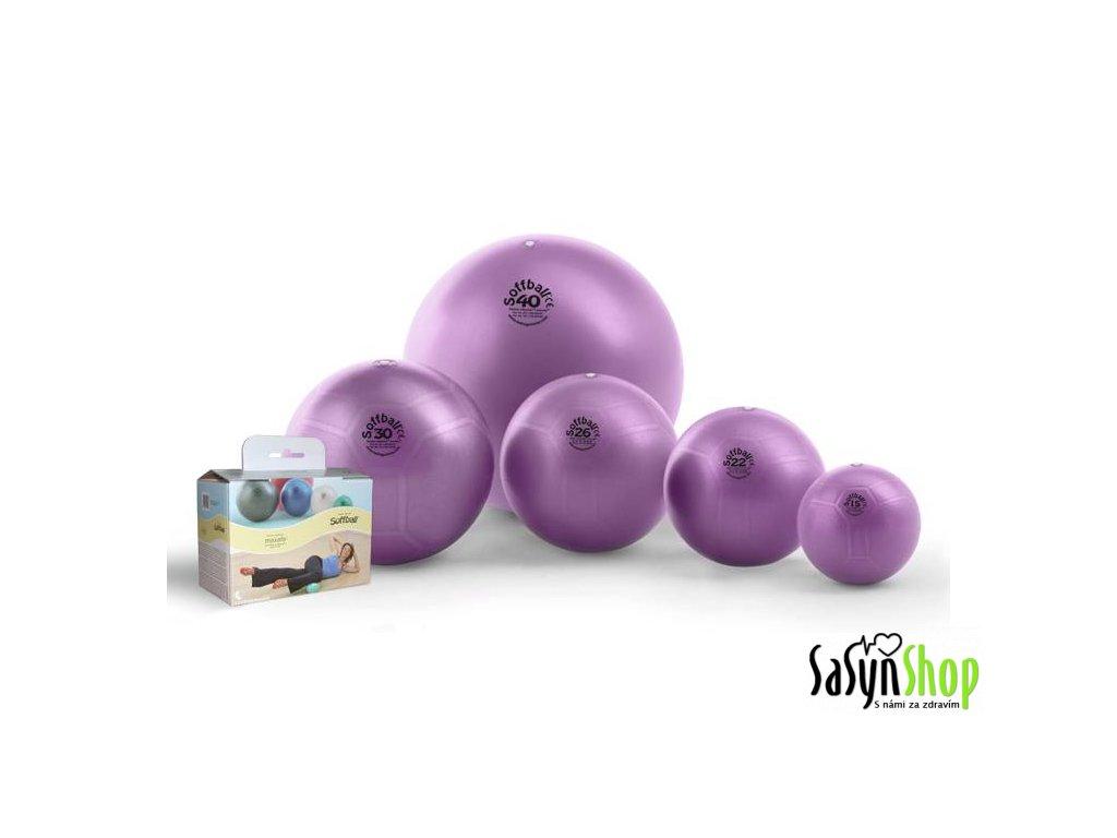 Soffball Maxafe, fialový