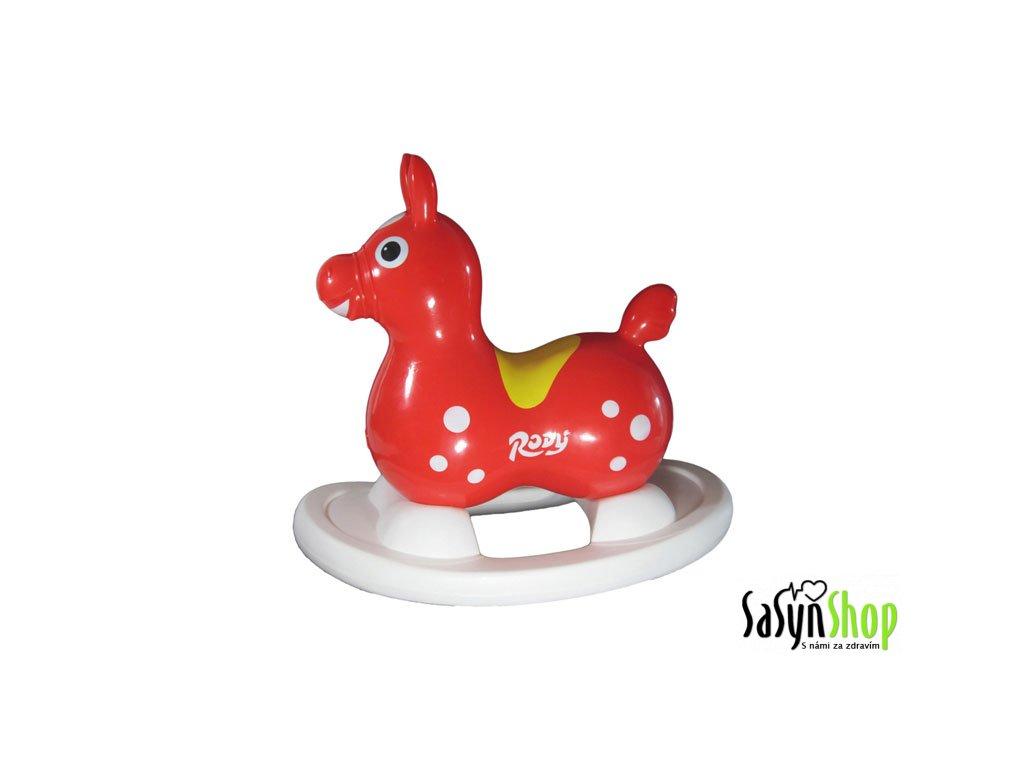 Ledraplastic Houpací podložka pro koníka RODY a žirafku Gyffy