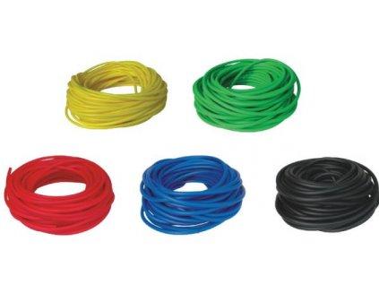 BAND TUBING - Odporová posilovací guma - LATEX FREE - 1 m