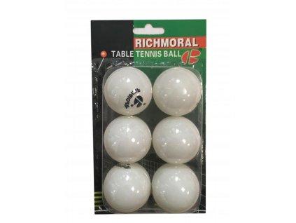 Míčky na stolní tenis Richmoral 40mm