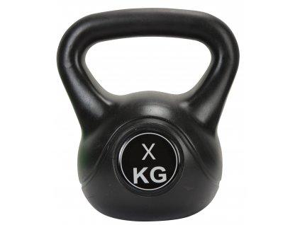 Činka kettlebell Exercise Black