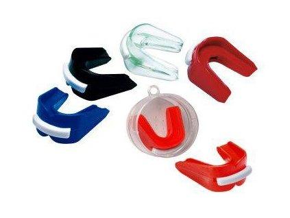 Chránič zubů EFFEA 106 DOUBLE bílé