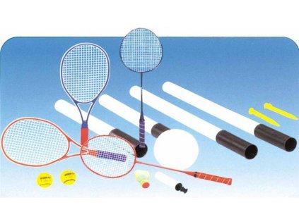 Set volejbal, tenis, badminton JC238A