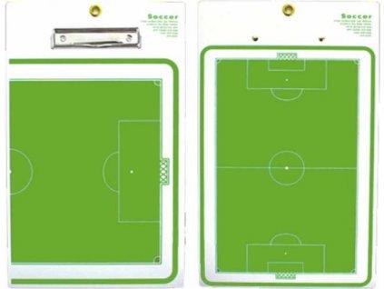 Fotbalová tabulka pro trenéra