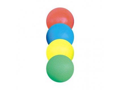 Soft molitanový míč celohladký 40 mm