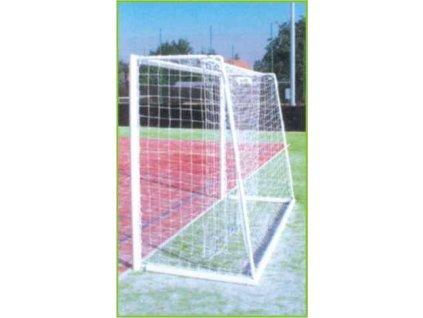 Fotbalová síť MINI4 bílá