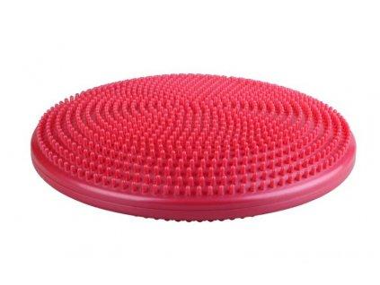 balancni podlozka bodlinky vystupky cervena