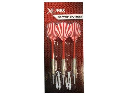 Šipky XQ MAX softtip