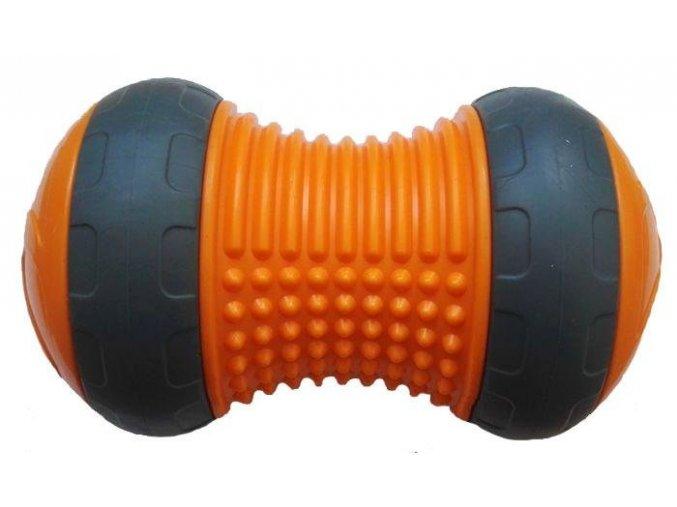Masážní váleček Sedco FOOT AB WHEEL oranžový