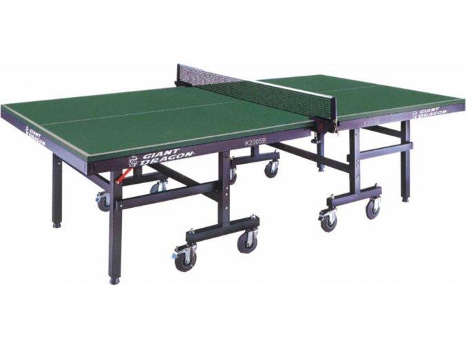 Giant Dragon stůl stolní tenis K2005 s pojezdem