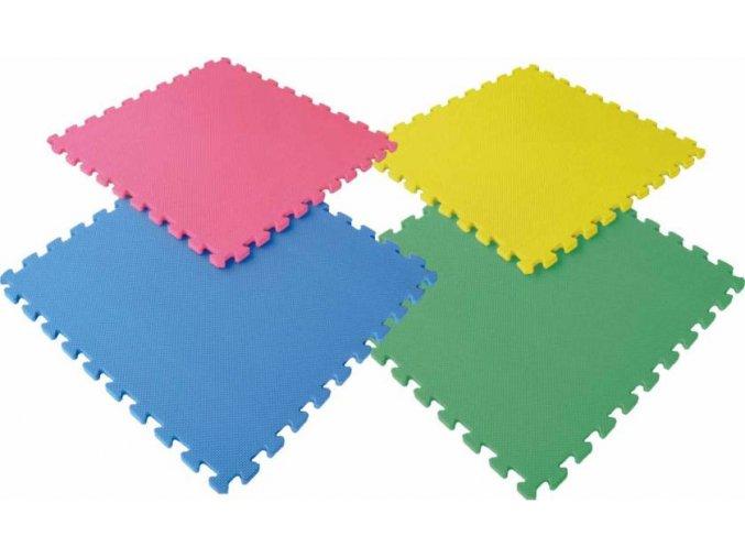 Žíněnka EVA 100 x 100 x 2,3-2,5 cm