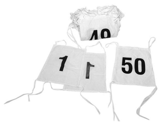 Startovní čísla 1-50