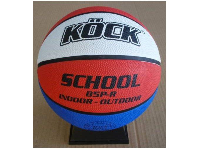 Basketbalový míč SCHOOL NEW velikost 5