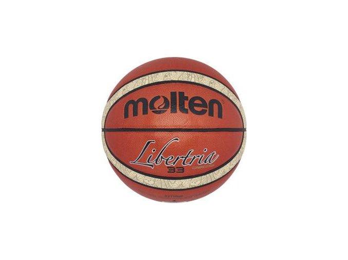 Basketbalový míč MOLTEN B6T5000 LIBERTRIA