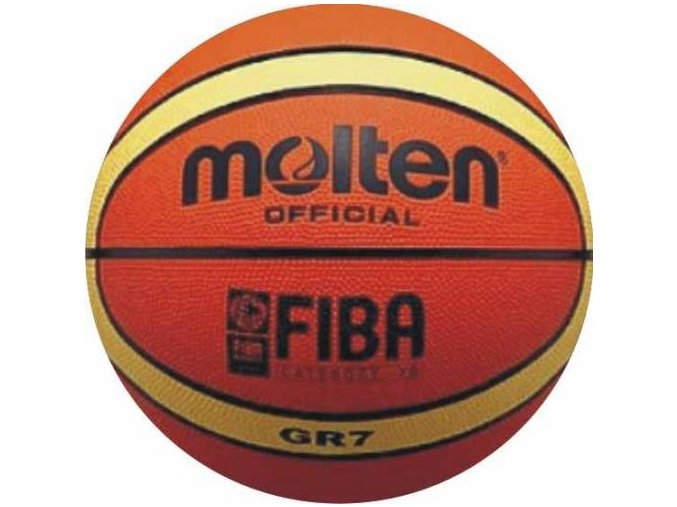 Basketbalový míč MOLTEN serie BGR